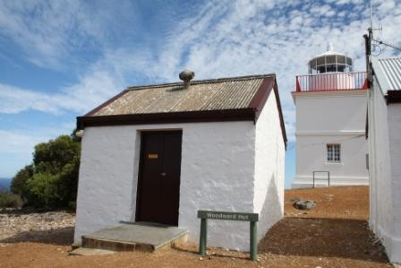 Woodward Hut - Cape Borda - Standard
