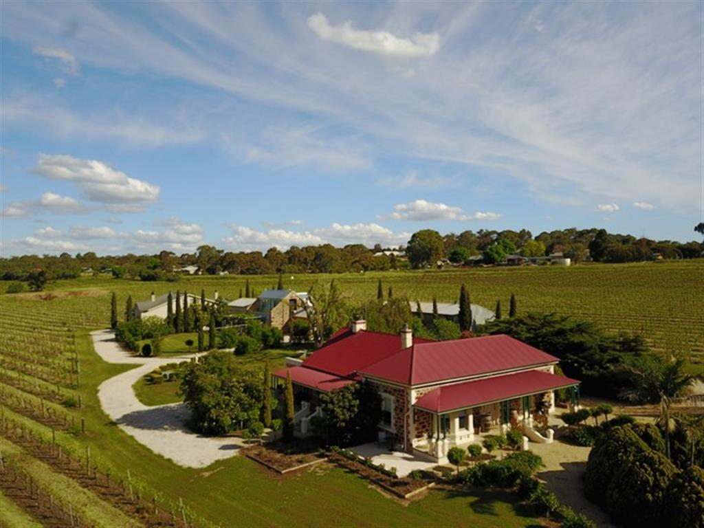 Barossa Shiraz Estate - Lyndoch