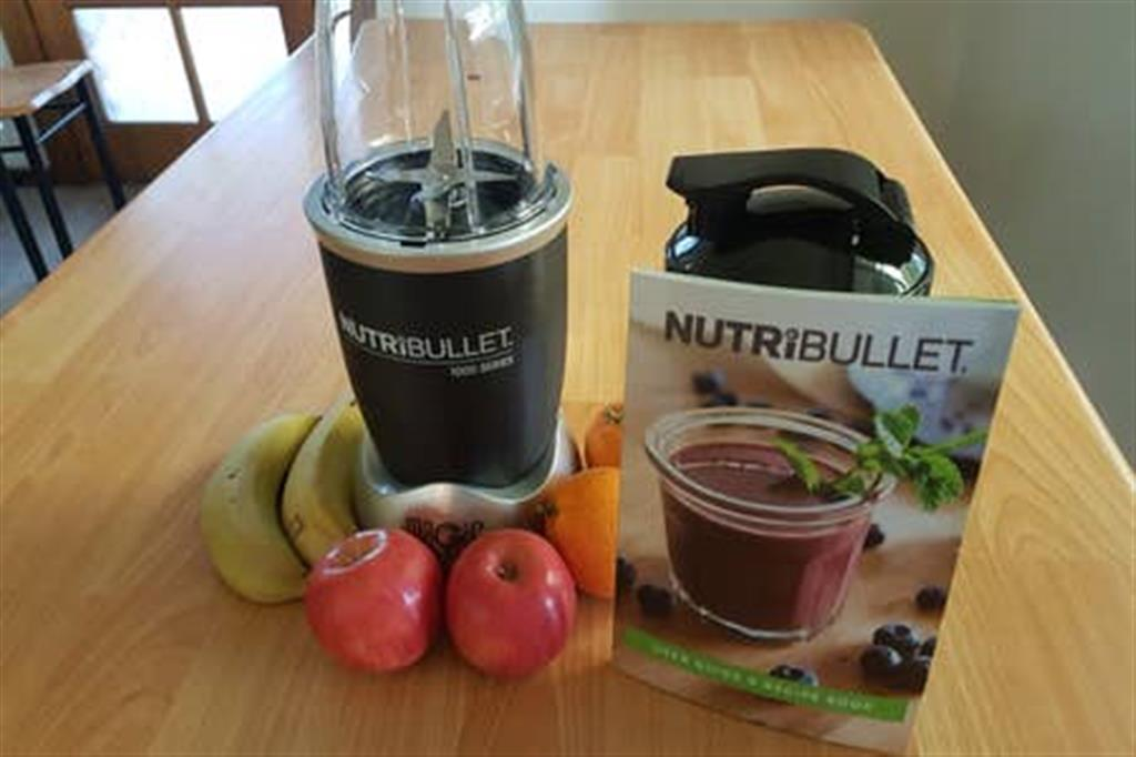 Flinders Ranges Bed and Breakfast - Nutribullet