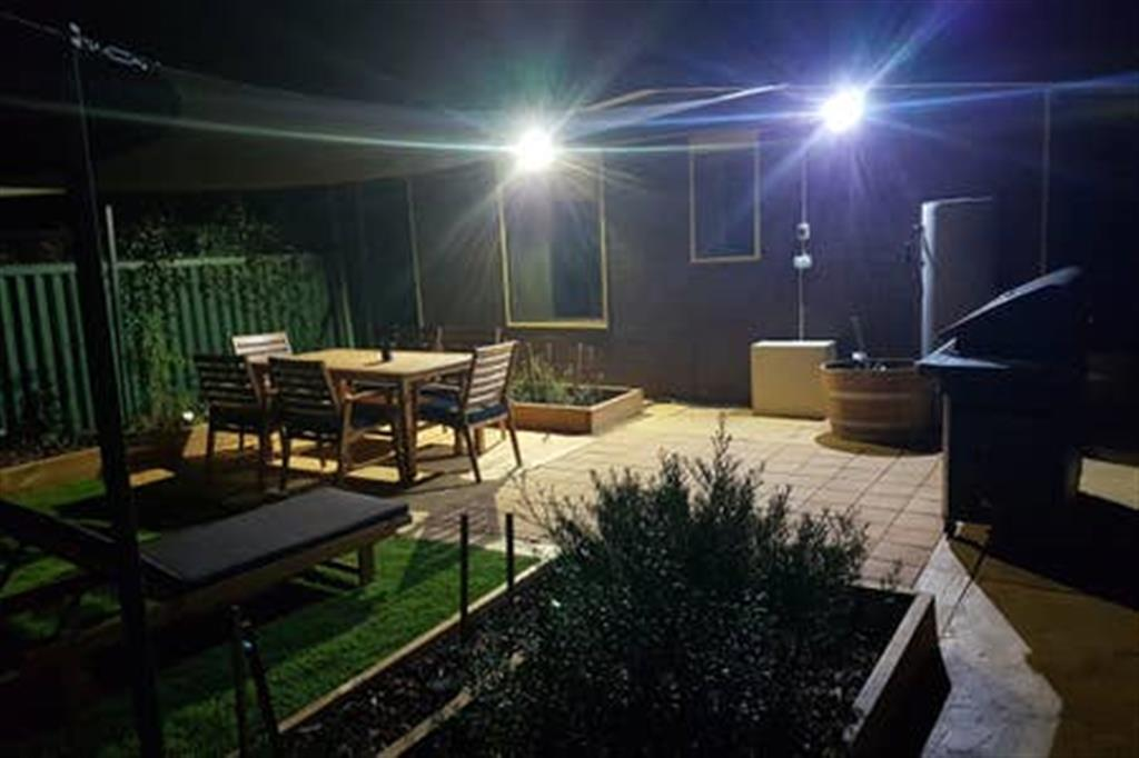 Flinders Ranges Bed and Breakfast - Outdoor Lighting