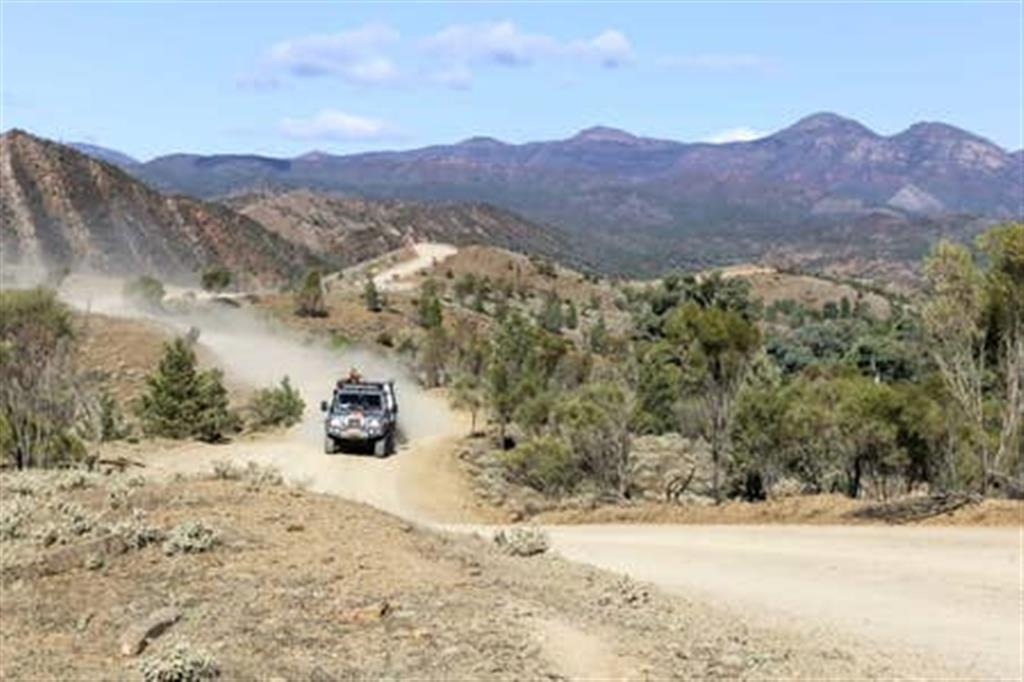 Flinders Ranges Bed and Breakfast - Spectacular Country and Views