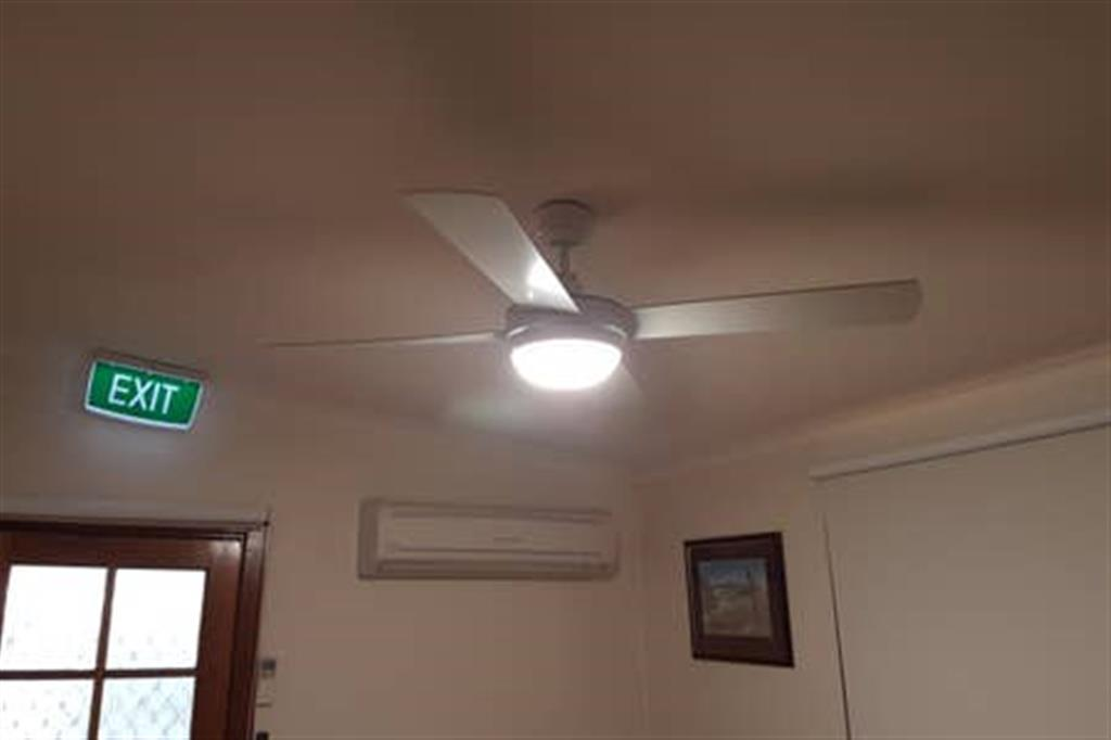 Flinders Ranges Bed and Breakfast - Ceiling Fans