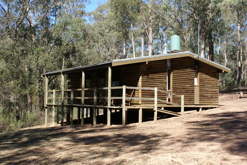 Parkvale holiday cabins are three privately located self for Self contained cabin