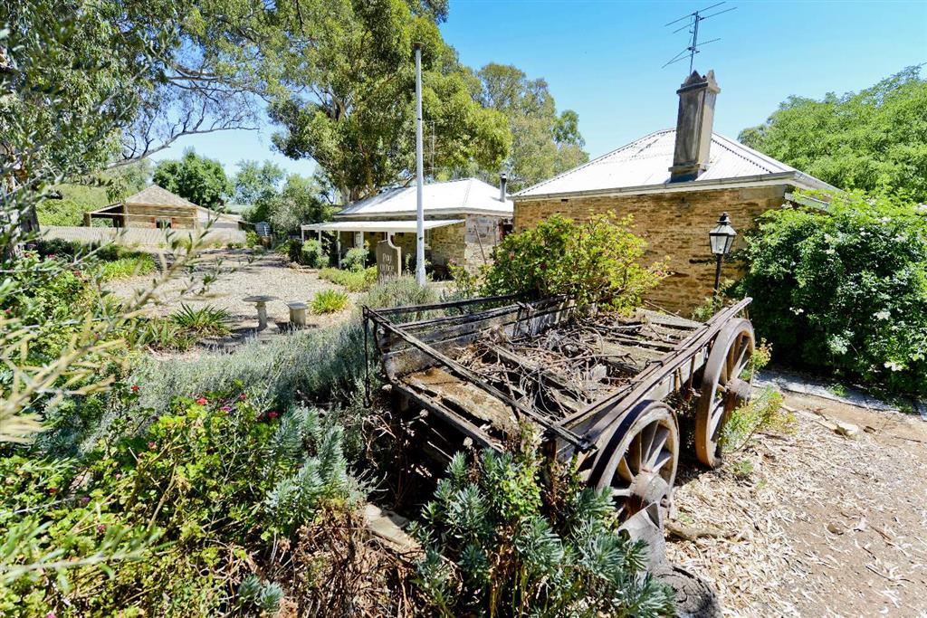 Reillys Wines Heritage Cottages - Pulford Suite - Mintaro