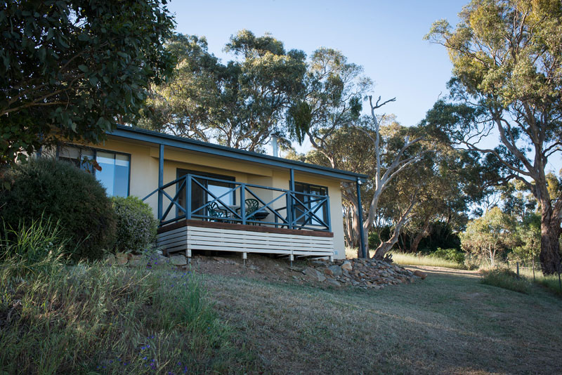 Riesling Cottages - Multi Award Winners