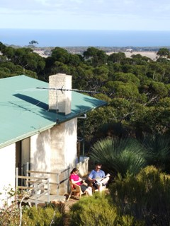 Kangaview Private Bush Retreat 5 person