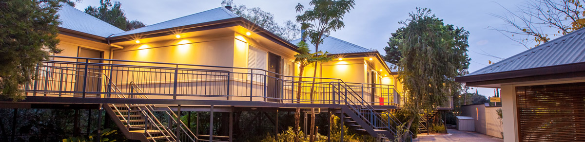 The Mill Apartments, Clare Valley