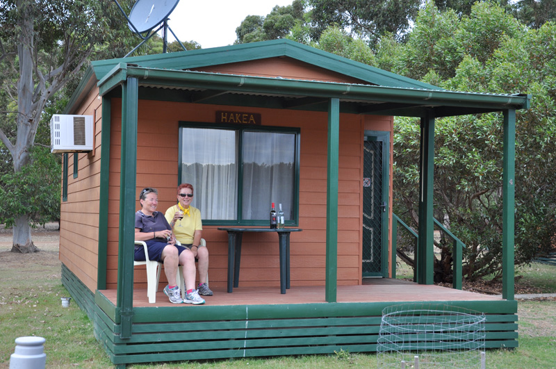04 Hakea Park Cabin - 4 night