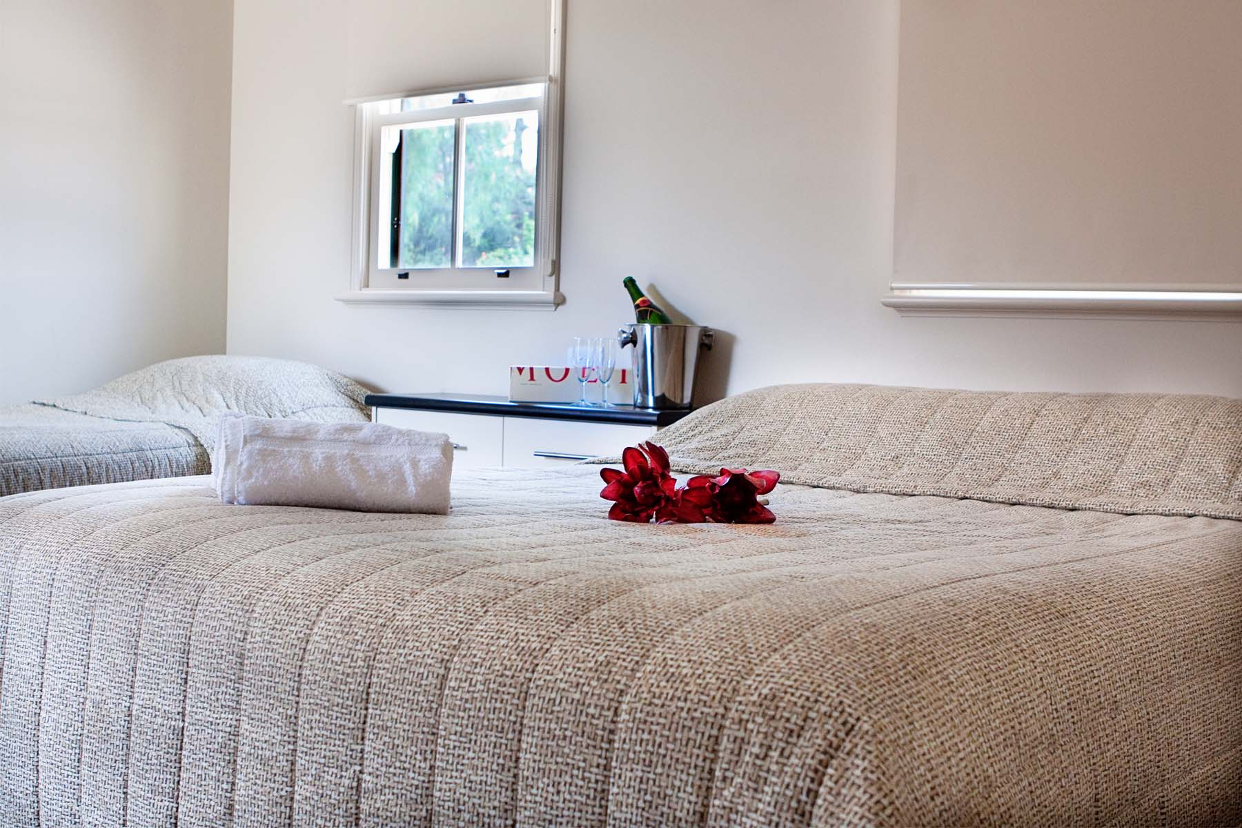 Boutique Motel Rooms ( up to 3 people)