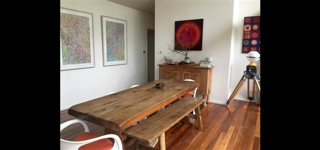 The Arthouse dining area