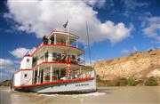 Image of PS Marion Heritage Cruises.