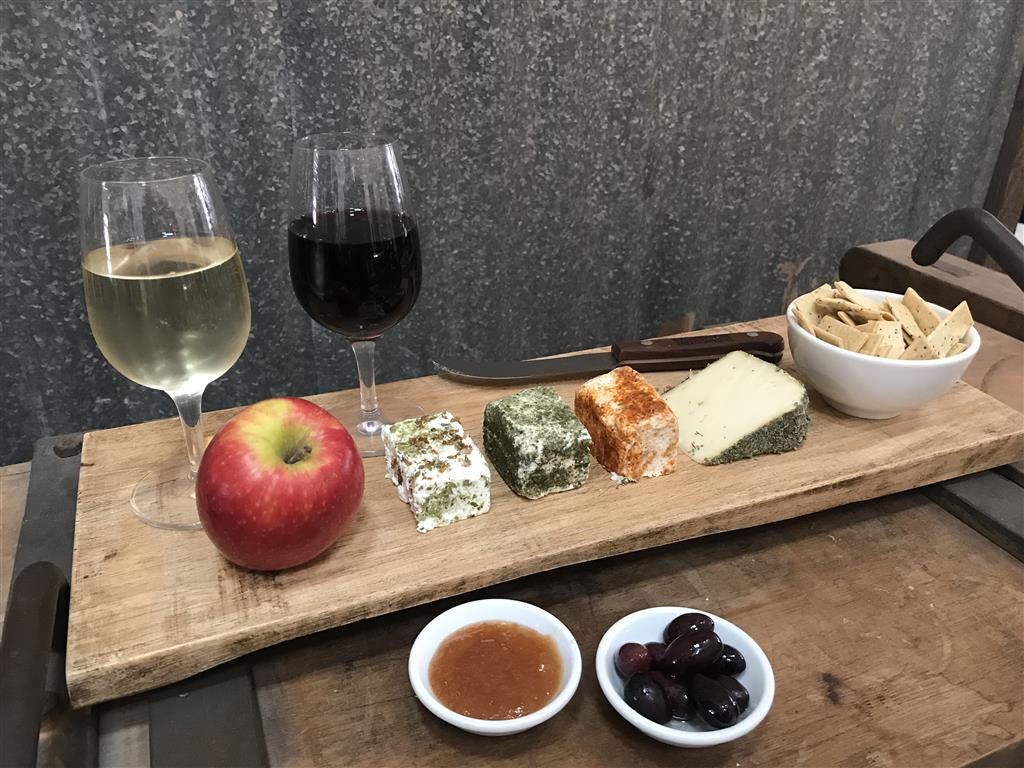 Woodside Cheese - Australian Native Cheese Tasting