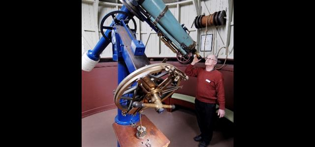 Starry Southern Skies: Telescope