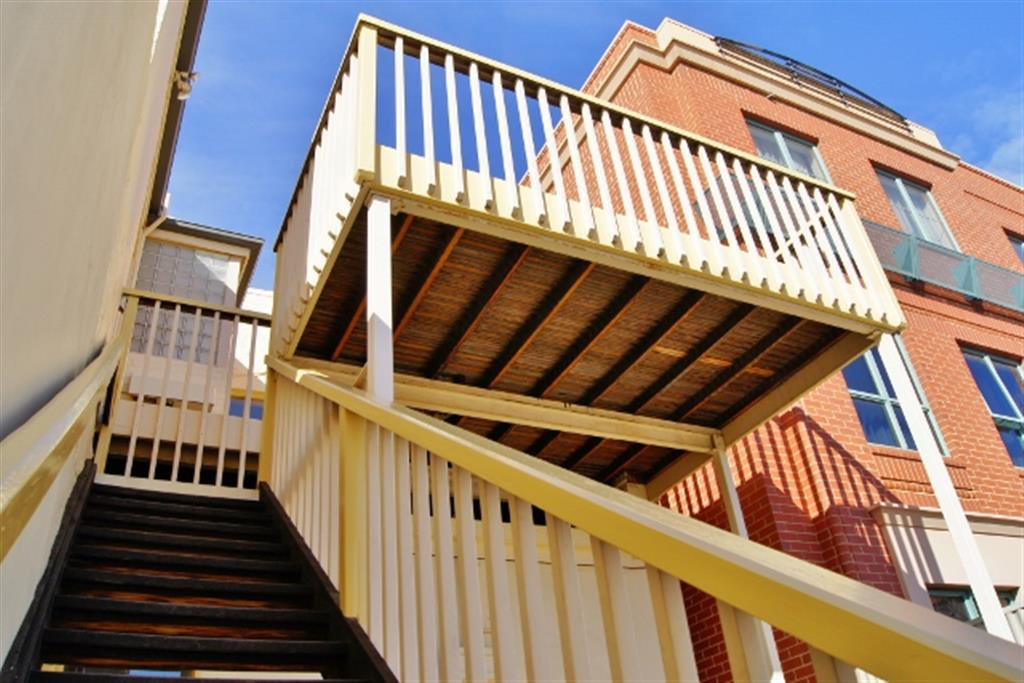 Fire Station Inn - North Adelaide - Sun deck