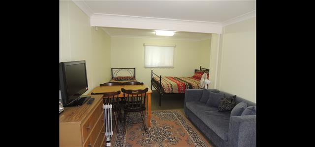 Bedroom 3 and second living area