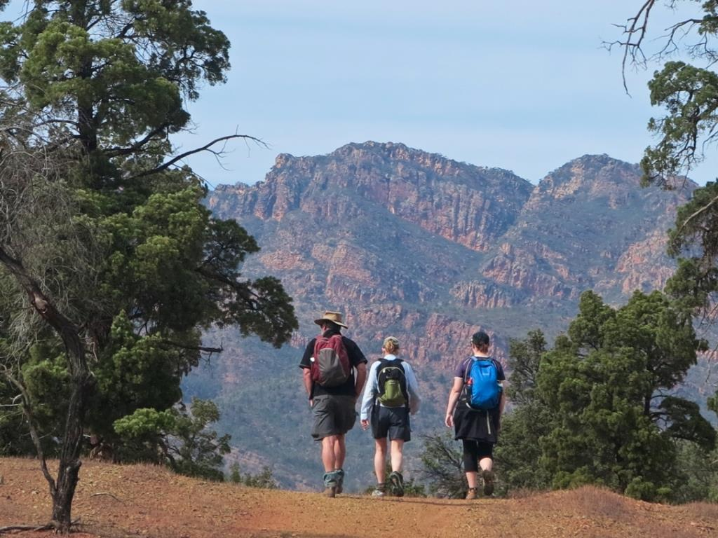 Rawnsley Park Station: Flinders Ranges Discovery Tours - 5 Day Guided Walk Tours